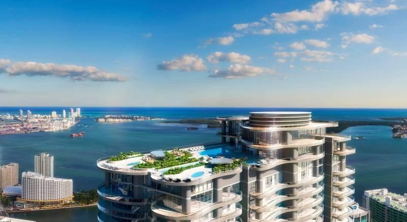 Nuevo récord en mercado inmobiliario de Brickell: $13,2 millones por penthouse