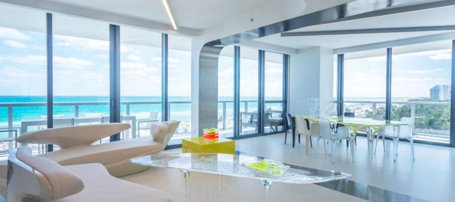 Condominio de Zaha Hadid en Miami Beach VENDIDO!!!